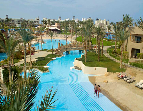 Port Ghalib Resort