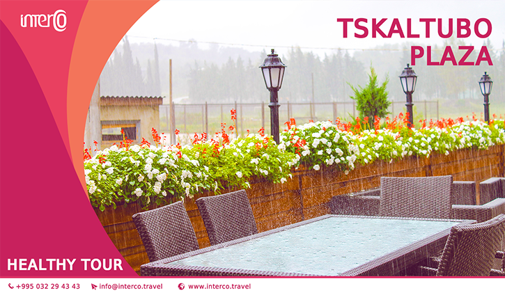 Tskaltubo Plaza hotel & resort